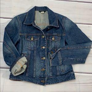 Women's J. Crew Classic Denim Jacket